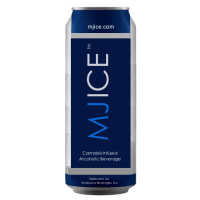 MJ ICE™ Cannabis-Infused Beverage - 12oz Can