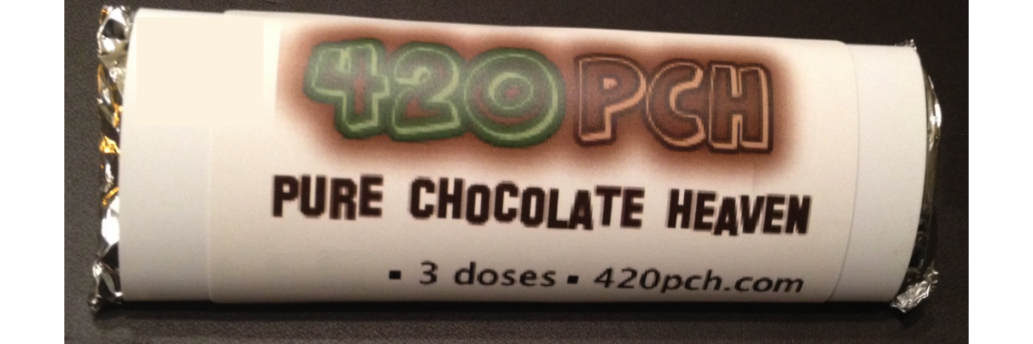 Marijuana Market 420PCH™ Chocolate Bar