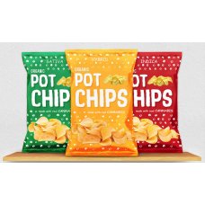 Pot Chips™ Marijuana Potato Chips